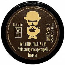Barba Italiana Insolia Strong Matte Hair Paste